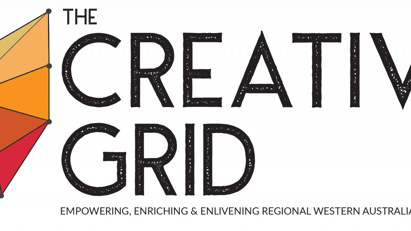 Creative Grid Logo - by Southern Forest Arts