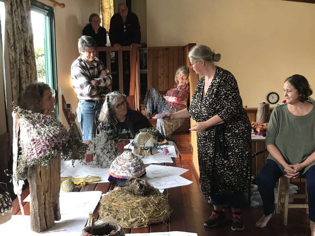 Nalda Searles is scheduled to run a fibre art workshop in Northcliffe during 2021, hosted by Southern Forest Arts