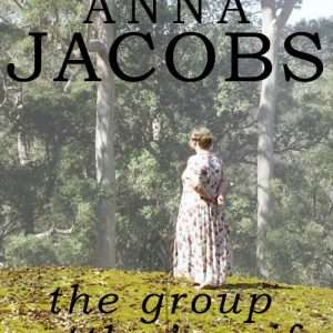 The Group Settler's Wife - a softcover book by Anna Jacobs published by Southern Forest Arts in 2006