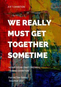 We really must get together sometime