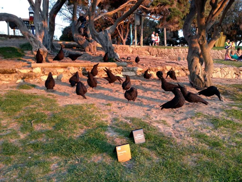An organic sculpture workshop by Mikaela Castledine is scheduled for September 2021 - hosted by Southern Forest Arts in four towns within the Southern Forests region