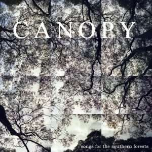 Canopy CD - Songs for the Southern Forests, compilation of 12 tracks commissioned by Southern Forest Arts in 2006 for the Understory Art & Nature Trail