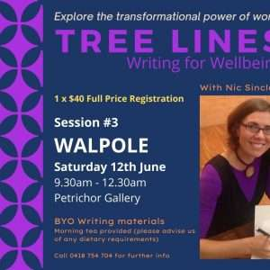 Tree Lines Walpole registration ticket