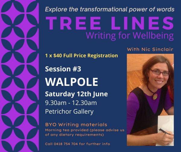 Tree Lines Walpole registration ticket