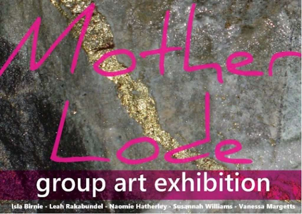 Mother ode exhibition image - guest blog, Mycelium project, Southern Forest Arts