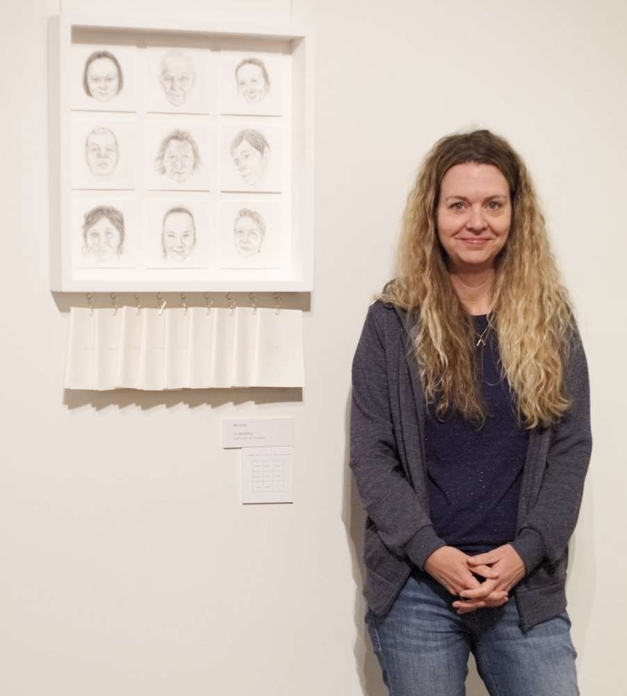Jo Wassell has experienced more opportunities as an artist in regional WA than she did in Perth