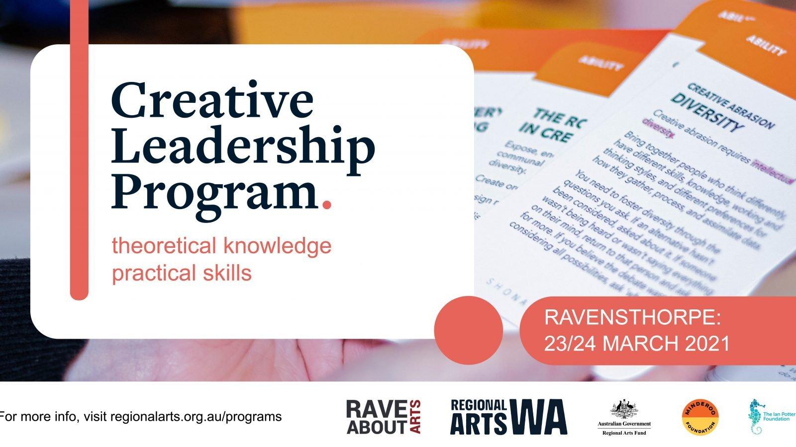 Creative Leadership program